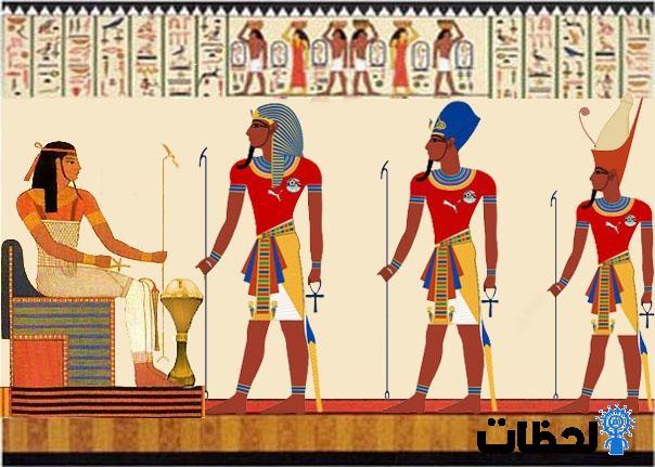 من ادب الخيال الفرعوني