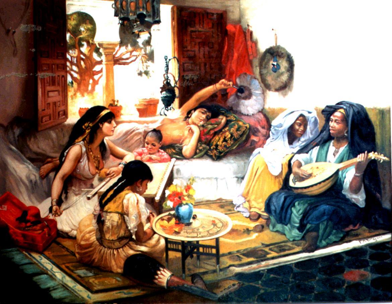 قصص حب من التراث العربي