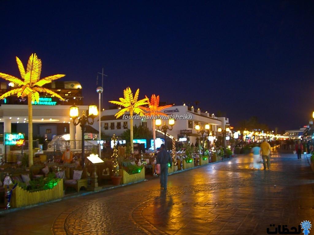 اماكن سياحيه في شرم الشيخ