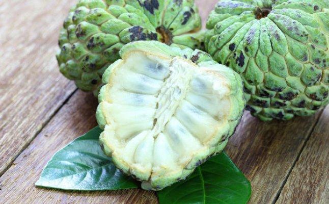 فوائد فاكهة القشطة للصحة
