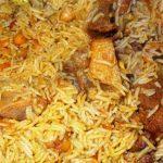 طريقة جديده لعمل أرز المندي
