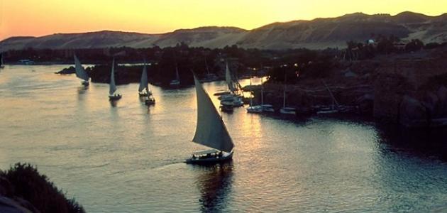 موضوع تعبير عن نهر النيل بالتفاصيل بالعناصر