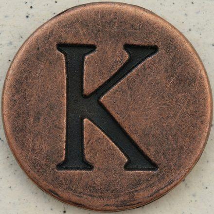 صور حرف K