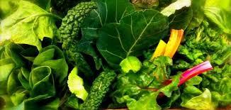 فوائد الخضروات الورقيه