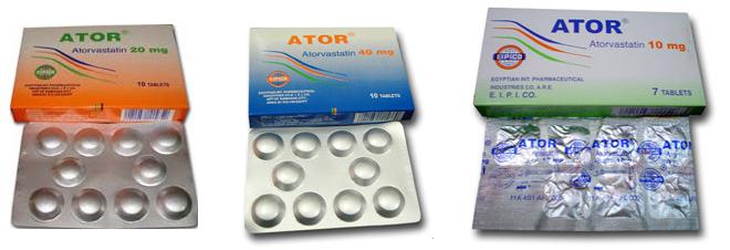اتور اقراص – لعلاج التخسيس Ator tablet