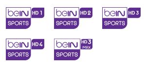 تردد قنوات بين سبورت الجديدة 2020 المفتوحة و المشفرة على نايل سات beIN SPORTS HD