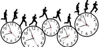 موضوع تعبير عن الوقت مفصل