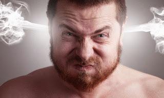 بوستات واقوال عن الغضب جديدة _ صور عن الغضب جميلة