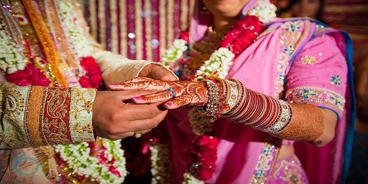 عادات الزواج في الهند