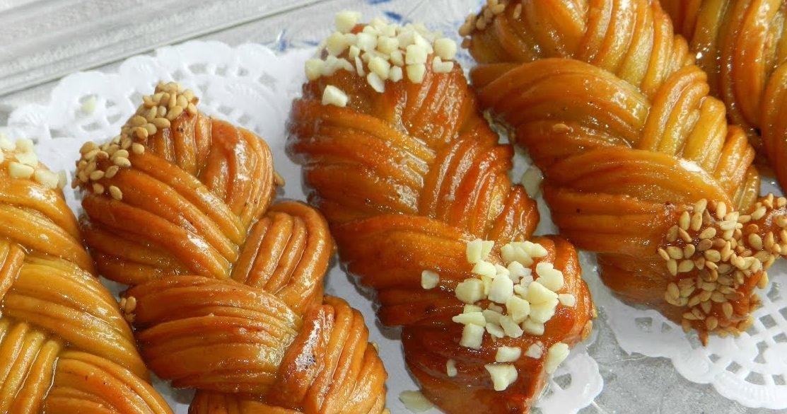 وصفات حلويات رمضانيه جزائريه رمضانيه