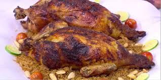 اسهل طريقة عمل دجاج محشي بالفرن