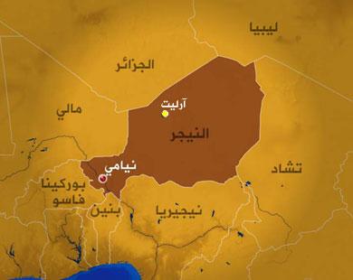 ما هي حدود دولة النيجر