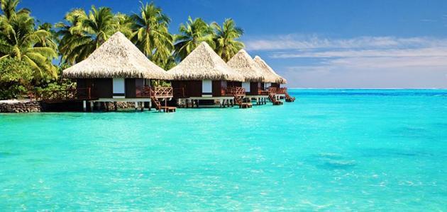 ماهي حدود دولة جزر المالديف ؟