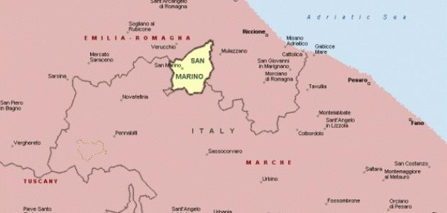 ما هي دولة سان مارينو