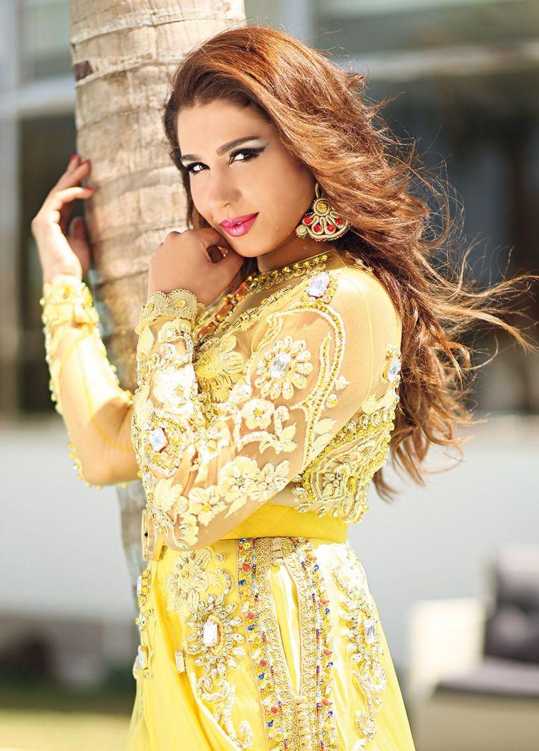 أحدث صور المغنية هدى سعد 2019