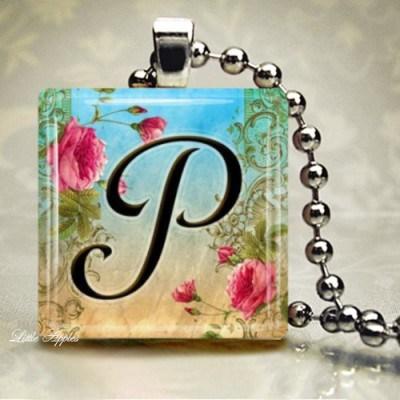 صور حرف p رومانسية