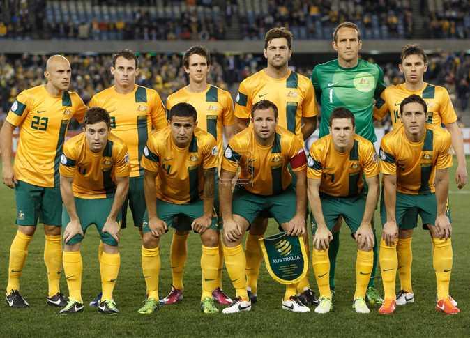 صور منتخب استراليا في كاس العالم 2019