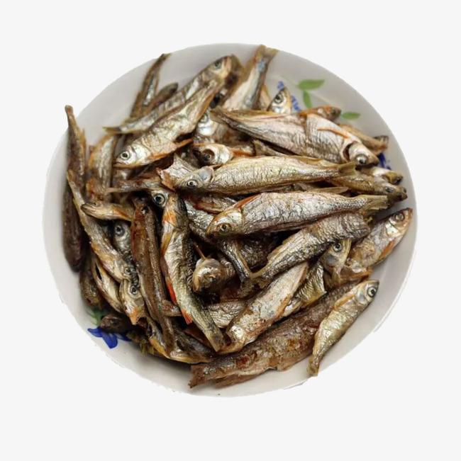فوائد الأسماك المجففة