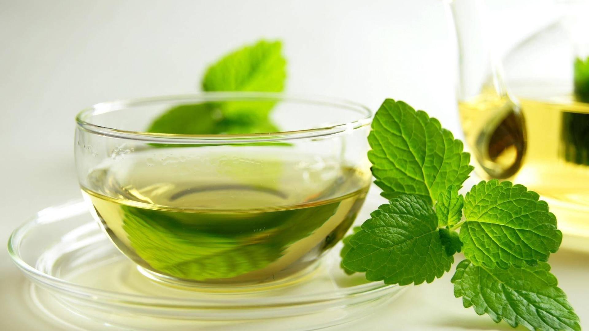 ما فوائد شاي الاخضر بالنعناع