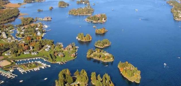ماهي جزر الأرخبيل