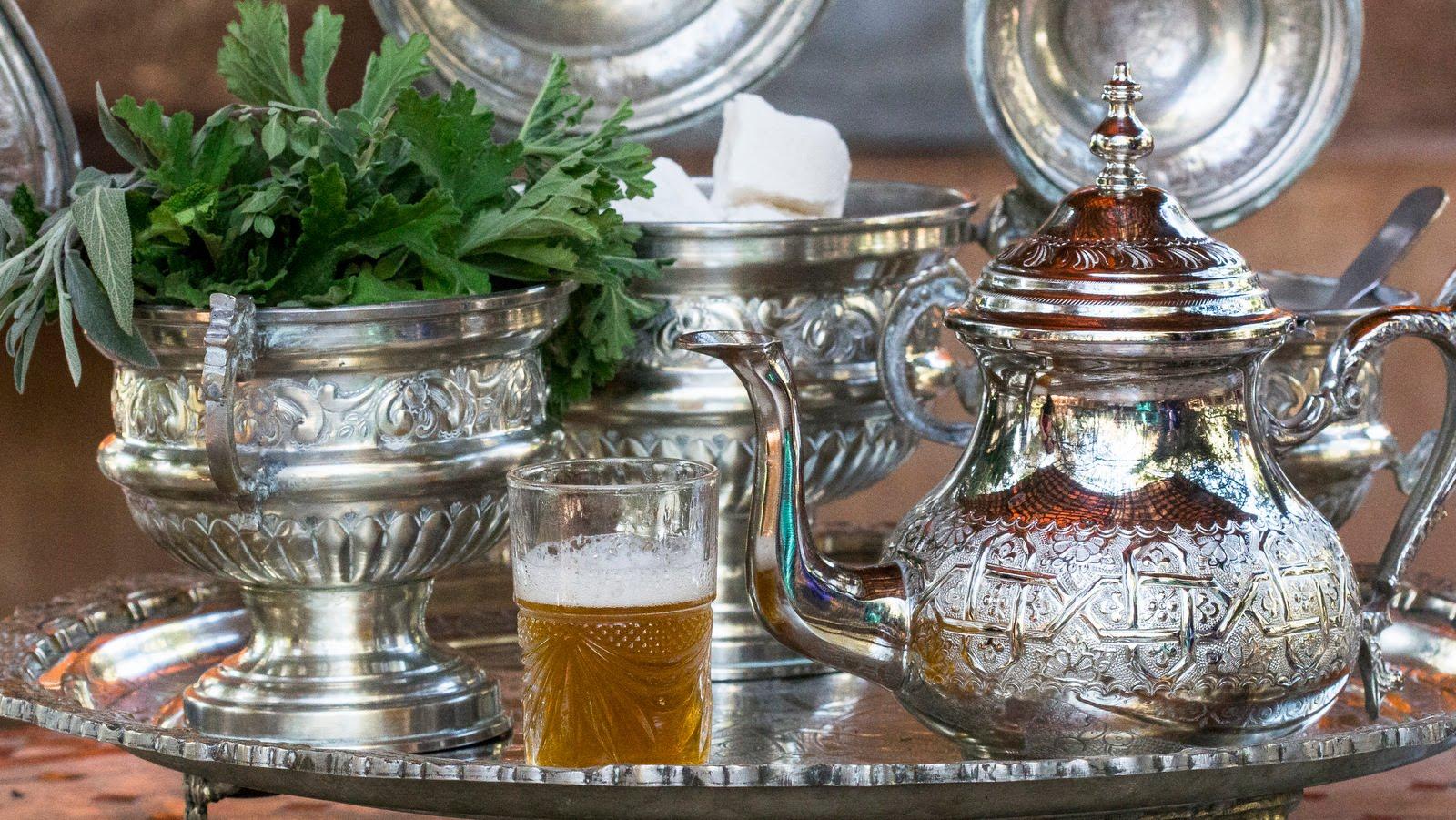 فوائد واضرار الشاي المغربي