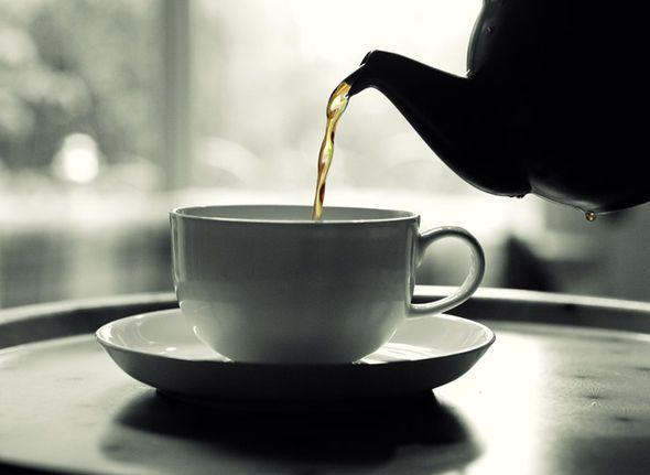 اضرار شرب الشاي