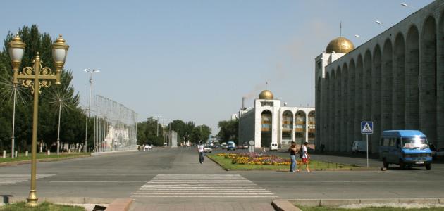 جمهورية قيرغيزيا