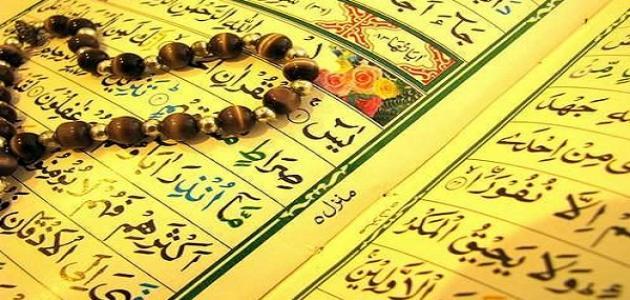 كيف سميت سور القرآن الكريم