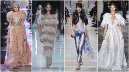 اجمل صيحات الموضة في مجموعة فساتين زهير مراد لربيع 2019